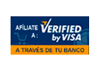 Afiliate a VERIFIED by VISA