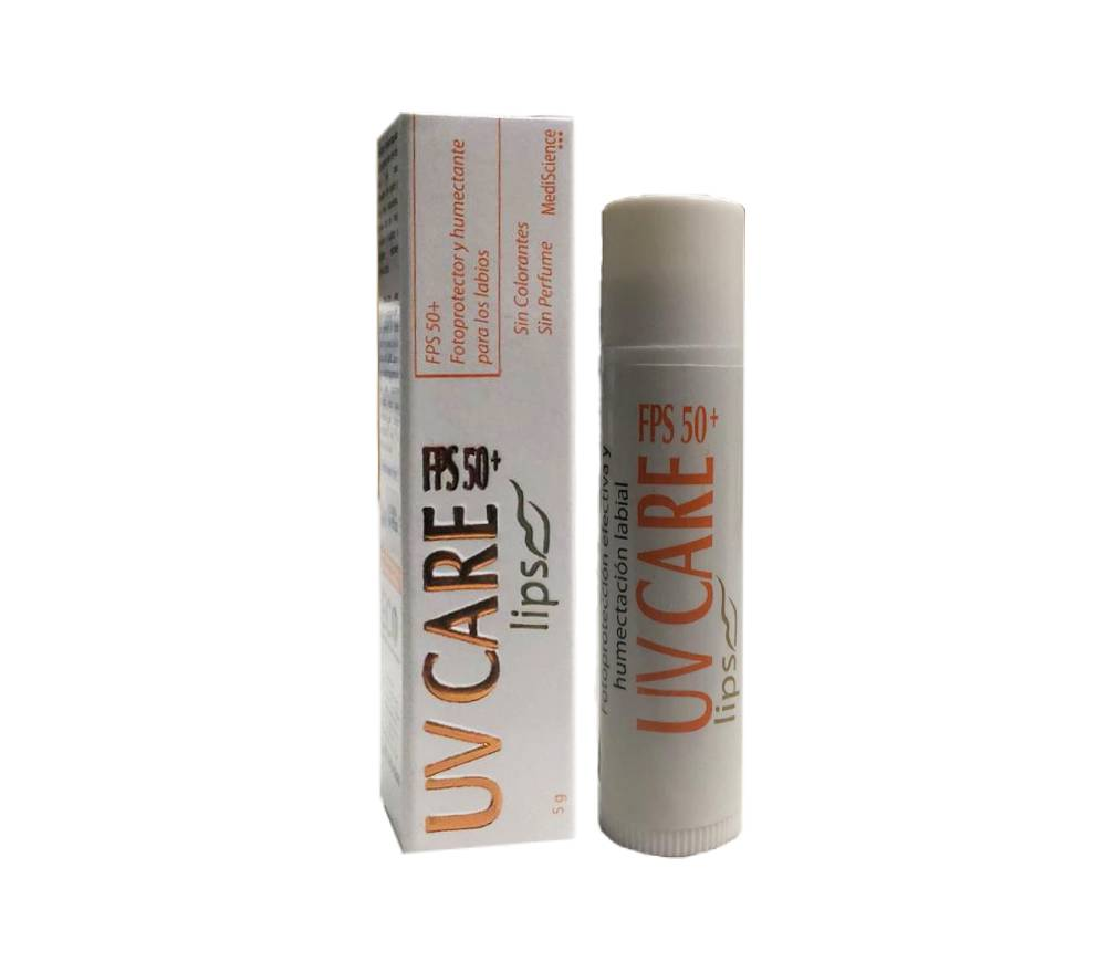 Protector Labial UV Care Lips FPS 50 x 5 g