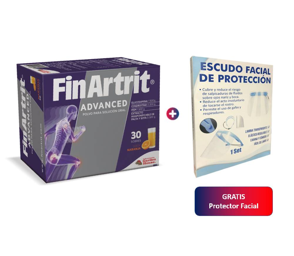 Finartrit Advanced x 30 Sobres