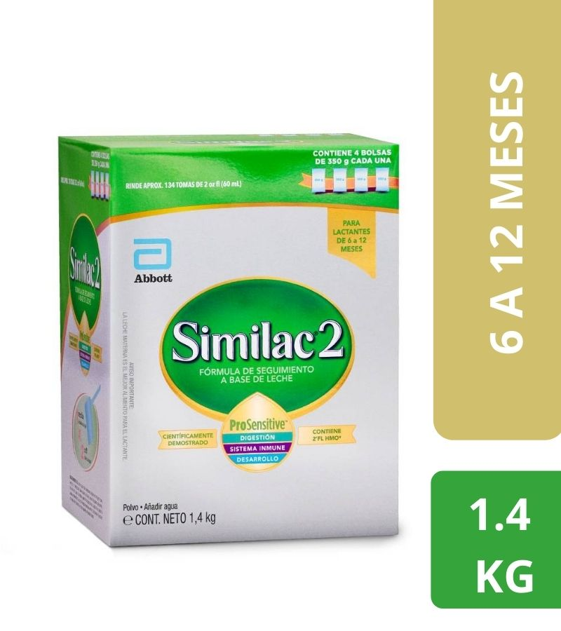 Similac 2 Pro Sensitive x 1.4 Kg