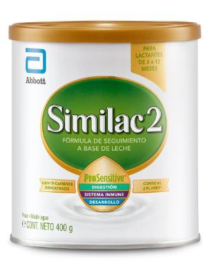 Similac 2 Pro Sensitive x 400 g