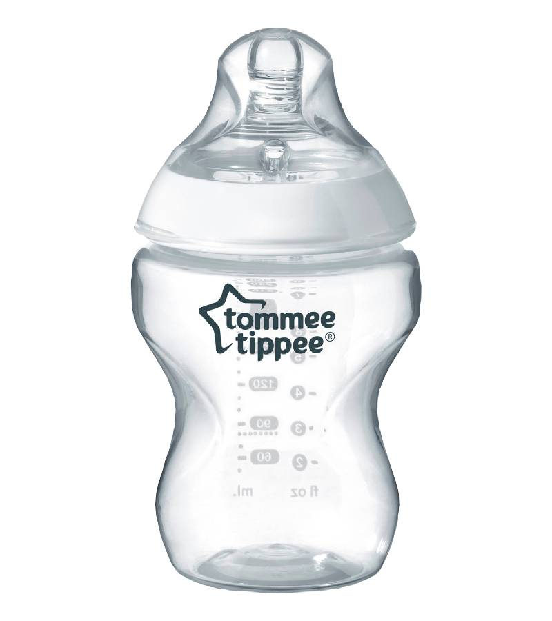 Biberón Tommee Tippee  Closer to Nature x 9 onzas