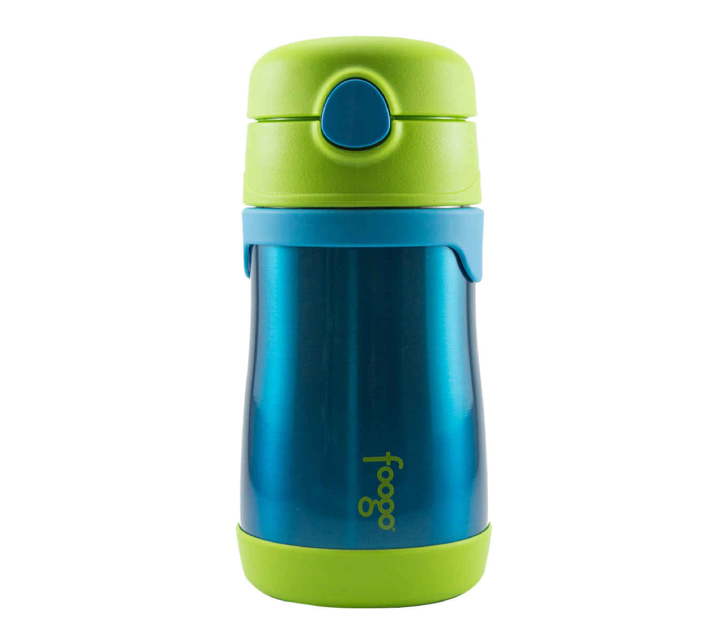 Thermos Funtainer Foogo Celeste/Verde x 295 ml