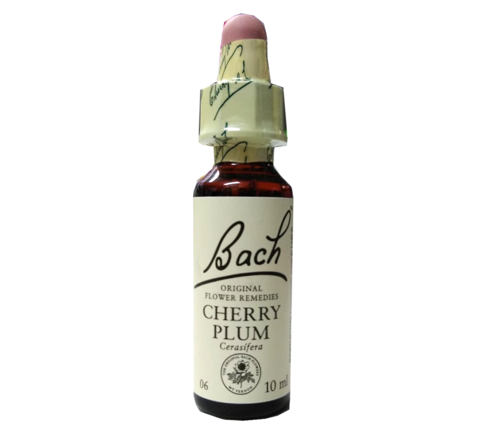 Flores de Bach Cherry Plum 10ml
