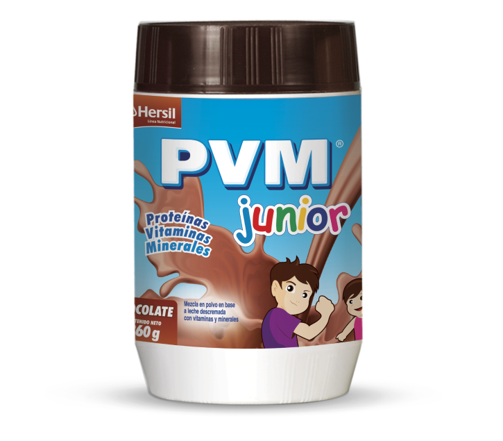 PVM Junior Chocolate x 360 g