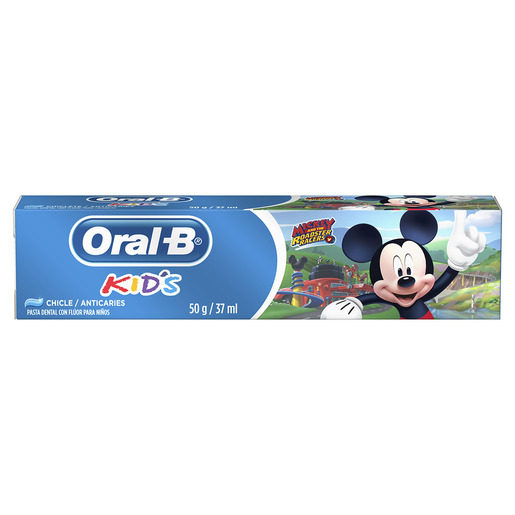 Pasta Dental Oral-B Kids Mickey x 50 g