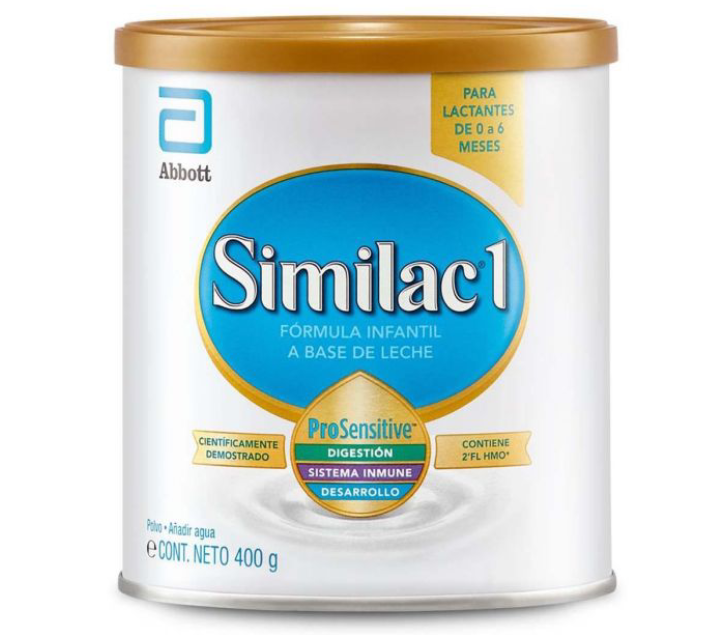 Similac 1 Pro Sensitive Lata x 400 g