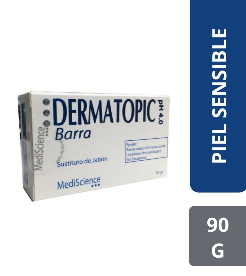 Dermatopic Barra PH 4.0 x 90 g